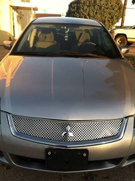 2011 Mitsubishi Galant for sale at LOWEST PRICE AUTO SALES, LLC in Oklahoma City OK