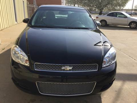 2012 Chevrolet Impala for sale at LOWEST PRICE AUTO SALES, LLC in Oklahoma City OK