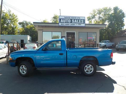 1998 Dodge Dakota for sale in Ogden, UT