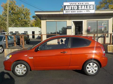 2009 Hyundai Accent for sale in Ogden, UT