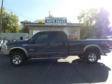 2006 Ford F-250 Super Duty for sale in Ogden, UT