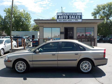 2001 Volvo S80 For Sale In Wyoming Carsforsale