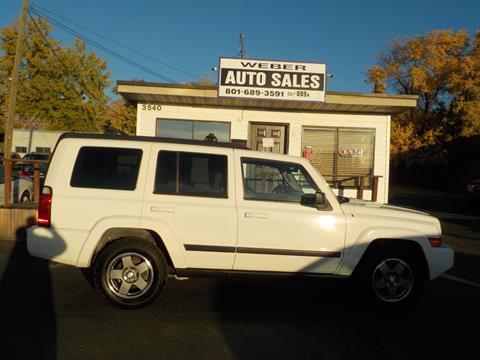 2007 Jeep Commander for sale in Ogden, UT