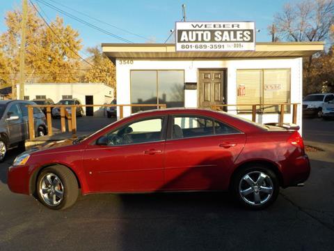 2008 Pontiac G6 for sale in Ogden, UT