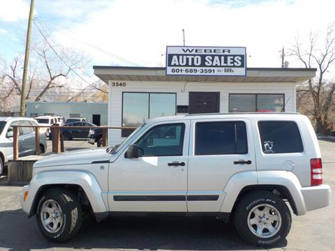 2011 Jeep Liberty for sale in Ogden, UT
