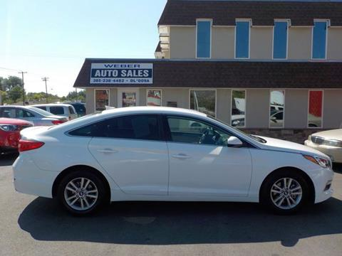 2015 Hyundai Sonata for sale in Ogden, UT