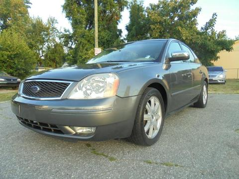 2006 Ford Five Hundred for sale in Greensboro, NC