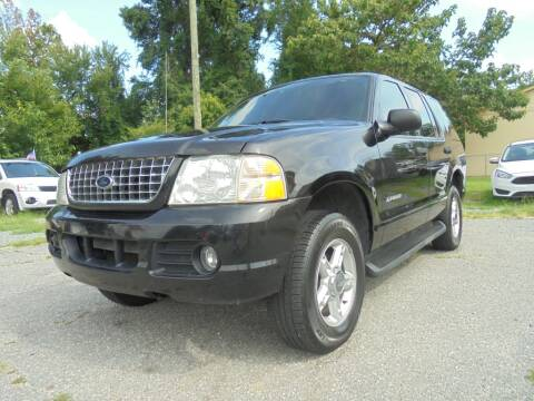 2004 Ford Explorer for sale in Greensboro, NC