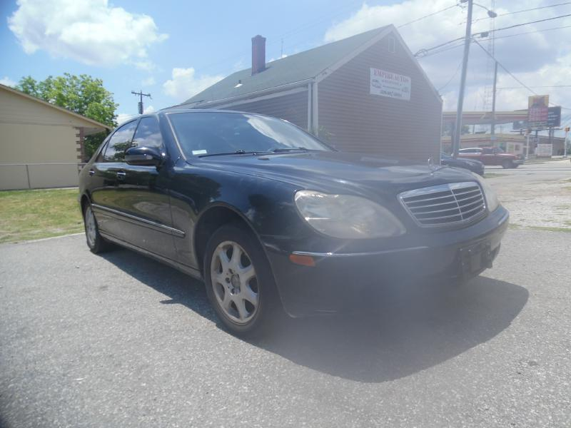 2001 Mercedes Benz S Class S430 4dr Sedan   Greensboro NC