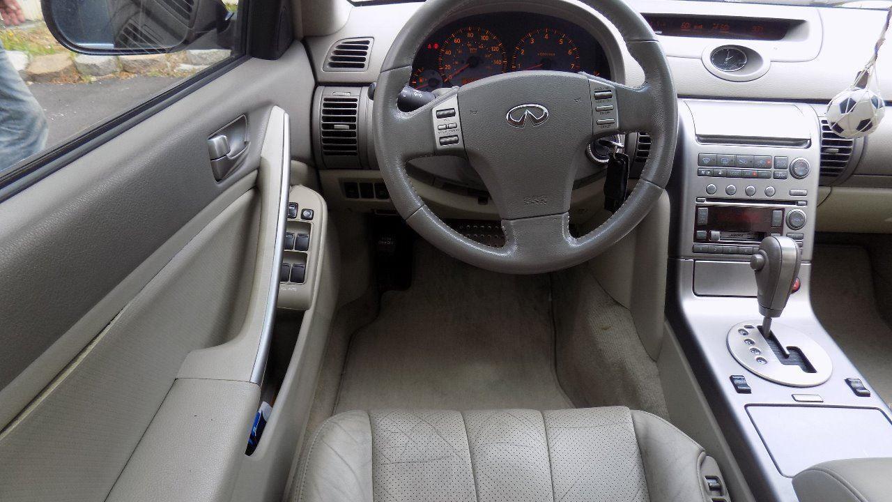 2003 infiniti g35 luxury 4dr sedan wleather in cleveland oh contact vanachro Choice Image