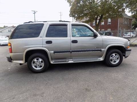 2001 Chevrolet Tahoe for sale in Cleveland, OH