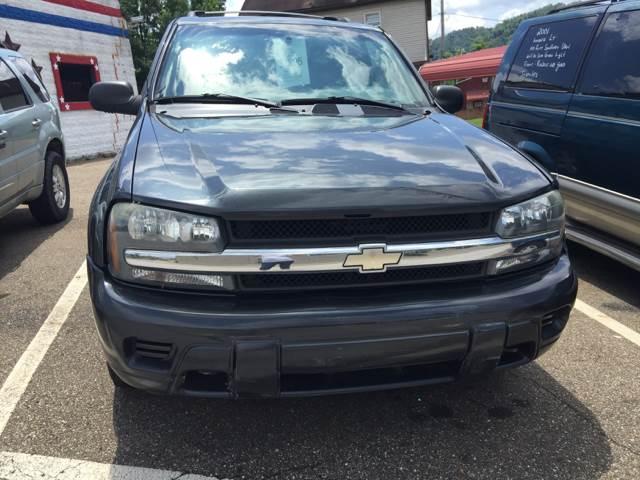 2003 Chevrolet TrailBlazer LS 4WD 4dr SUV - Bellaire OH