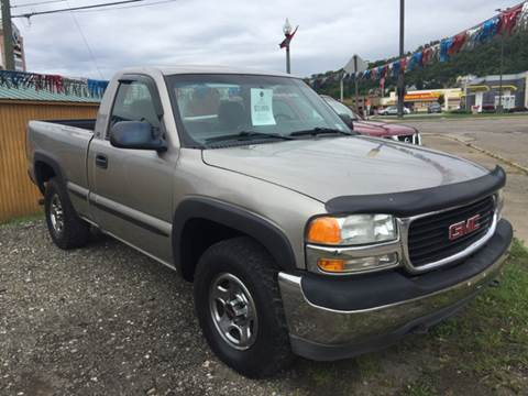 2000 GMC Sierra 1500 for sale in Bellaire, OH
