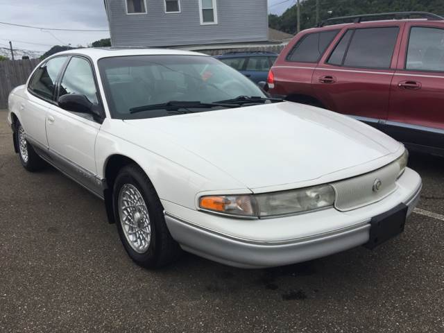 1996 Chrysler LHS for sale at Edens Auto Ranch in Bellaire OH