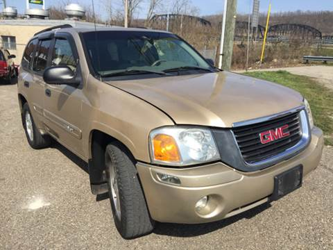 2004 GMC Envoy for sale in Bellaire, OH