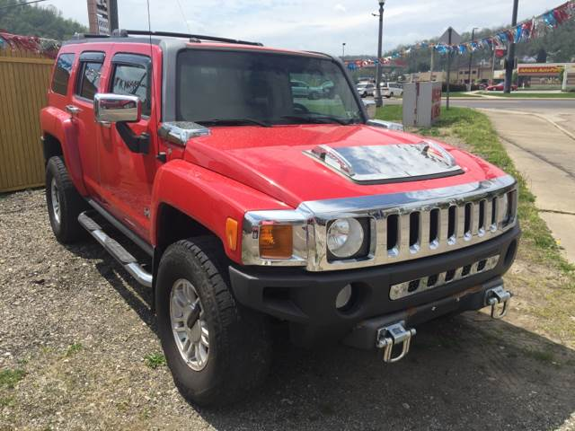 2006 HUMMER H3 for sale at Edens Auto Ranch in Bellaire OH