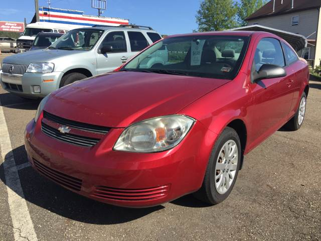 2010 Chevrolet Cobalt LS 2dr Coupe - Bellaire OH