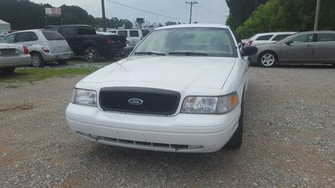 2010 Ford Crown Victoria for sale in Collins, MS