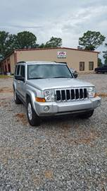 2008 Jeep Commander for sale in Collins, MS