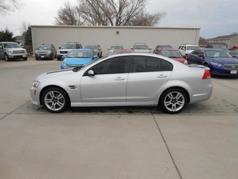 2009 Pontiac G8 for sale in Vermillion, SD