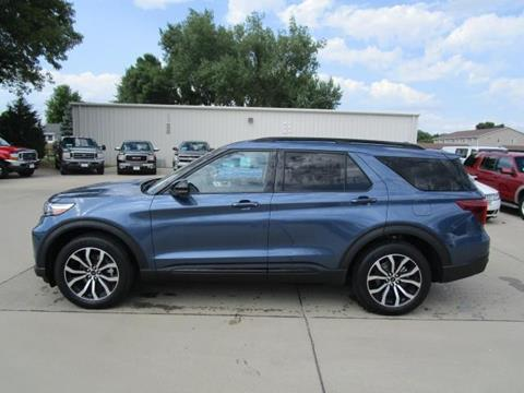 2020 Ford Explorer for sale in Vermillion, SD