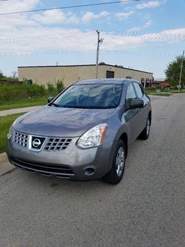 2010 Nissan Rogue for sale at ARIANA MOTORS INC in Itasca IL