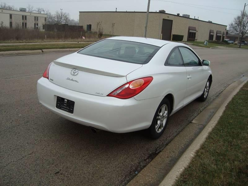 2005 toyota camry solara sle in addison il ariana motors inc. Black Bedroom Furniture Sets. Home Design Ideas