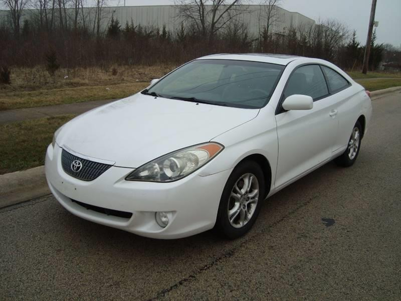 2005 toyota camry solara itasca il aurora illinois coupe vehicles for sale classified ads. Black Bedroom Furniture Sets. Home Design Ideas