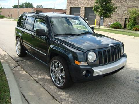 2008 Jeep Patriot for sale at ARIANA MOTORS INC in Itasca IL
