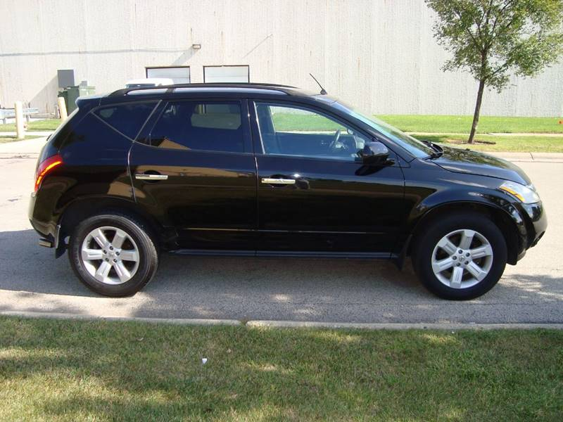 2007 Nissan Murano for sale at ARIANA MOTORS INC in Itasca IL