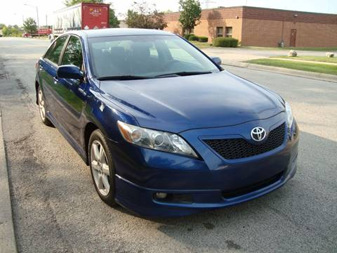 2009 Toyota Camry for sale at ARIANA MOTORS INC in Itasca IL