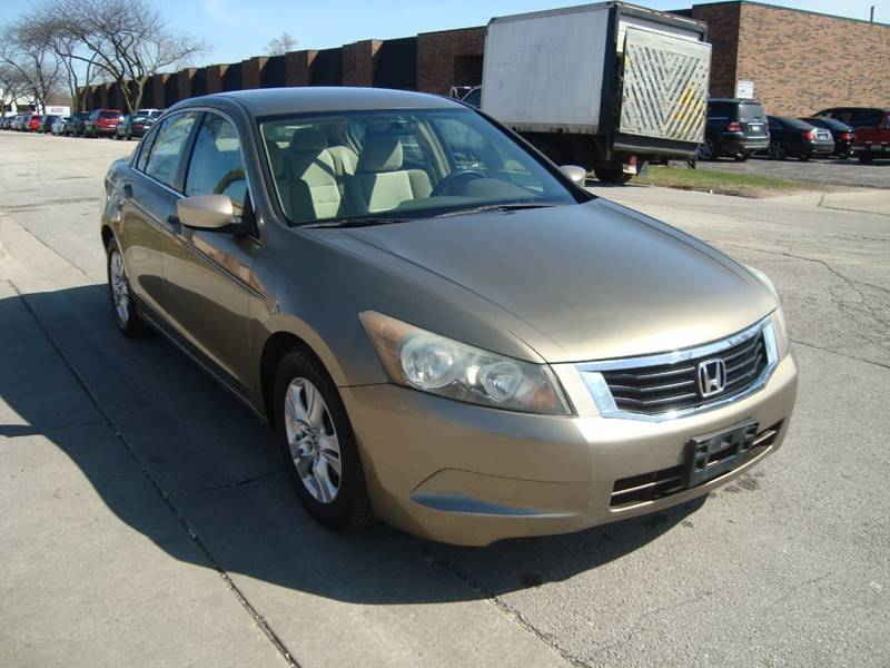 2008 Honda Accord For Sale At ARIANA MOTORS INC In Addison IL
