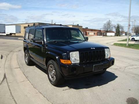 2006 Jeep Commander for sale in Addison, IL