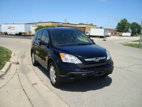 2008 Honda CR-V for sale at ARIANA MOTORS INC in Addison IL