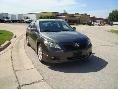 2008 Toyota Camry for sale at ARIANA MOTORS INC in Addison IL