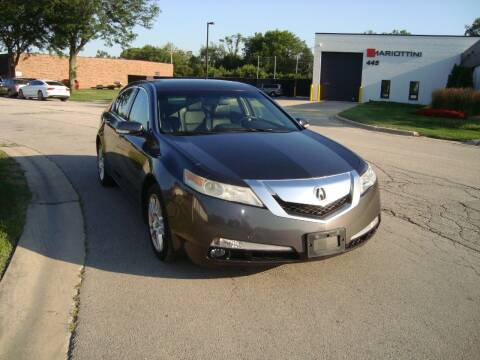 2009 Acura TL for sale at ARIANA MOTORS INC in Addison IL