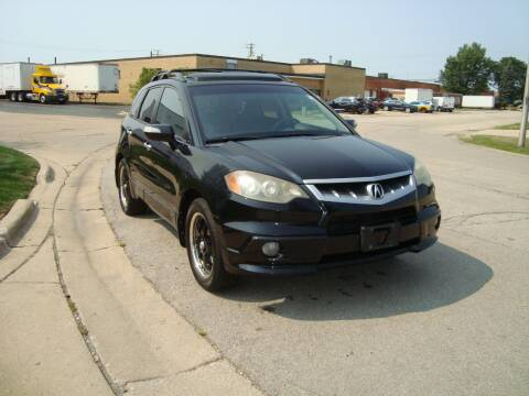 2008 Acura RDX for sale at ARIANA MOTORS INC in Addison IL