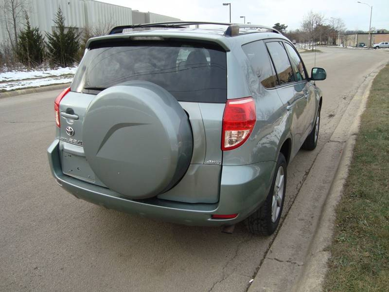 2008 Toyota RAV4 for sale at ARIANA MOTORS INC in Itasca IL