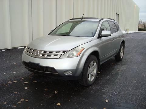 2003 Nissan Murano for sale in Itasca, IL