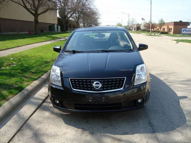 2008 Nissan Sentra for sale at ARIANA MOTORS INC in Itasca IL