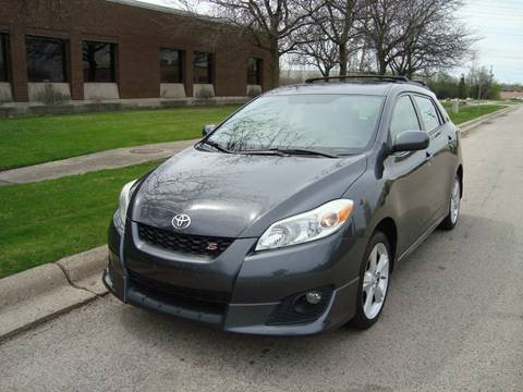 2009 Toyota Matrix for sale at ARIANA MOTORS INC in Itasca IL