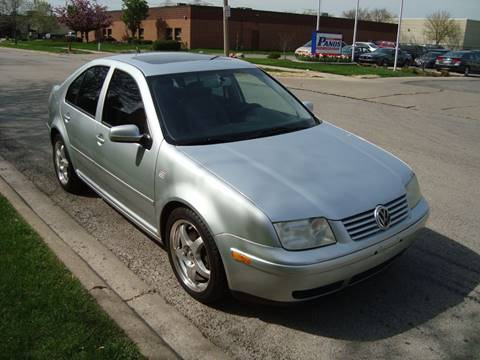 2003 Volkswagen Jetta for sale at ARIANA MOTORS INC in Itasca IL