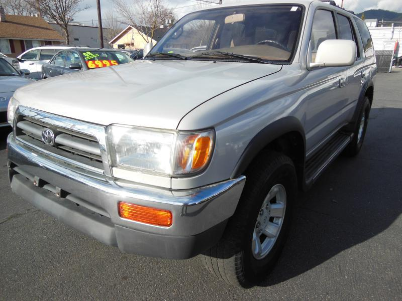 1997 Toyota 4Runner 4dr SR5 4WD SUV - Grants Pass OR