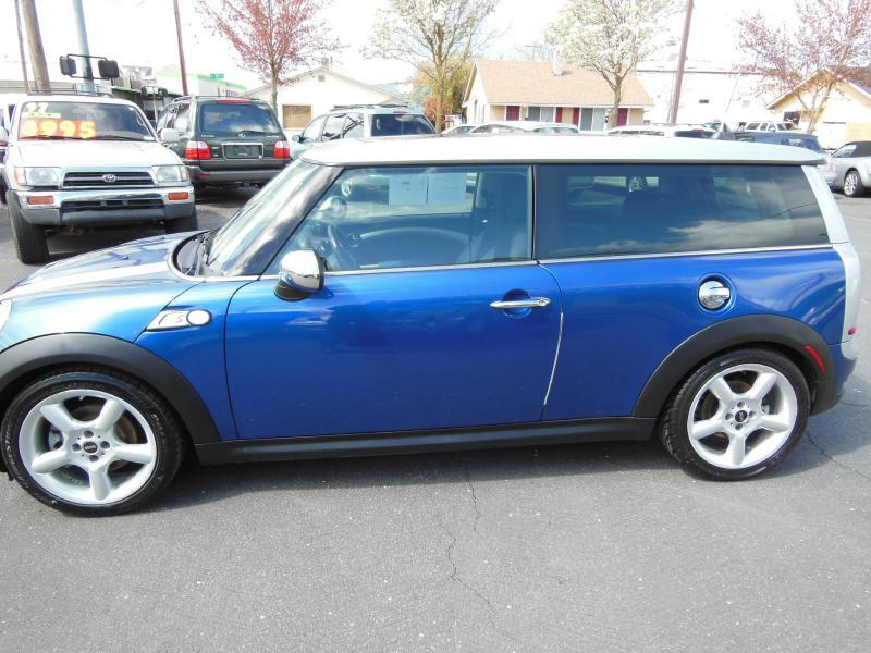 2008 MINI Cooper Clubman S 3dr Wagon - Grants Pass OR