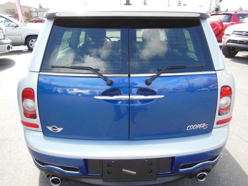 2008 MINI Cooper Clubman S 3dr Wagon - Grants Pass OR