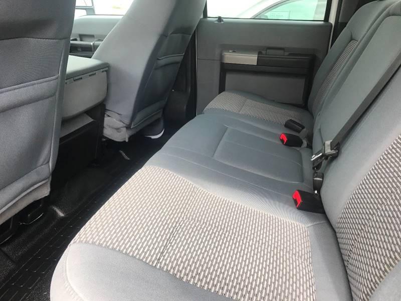 2015 Ford F-450 Super Duty 4x4 XLT 4dr Crew Cab 8 ft. LB DRW Pickup - Stewartville MN
