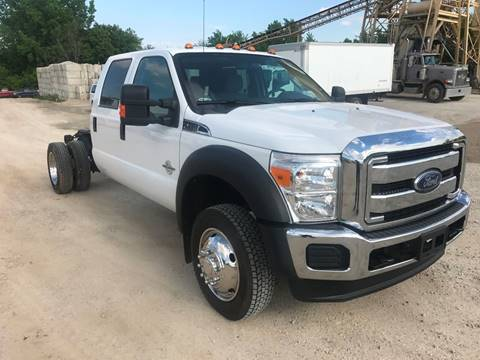 2015 Ford F-450 Super Duty for sale in Stewartville MN