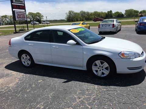 2011 Chevrolet Impala for sale in Goddard, KS