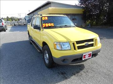 2003 Ford Explorer Sport Trac for sale in Bellingham, WA