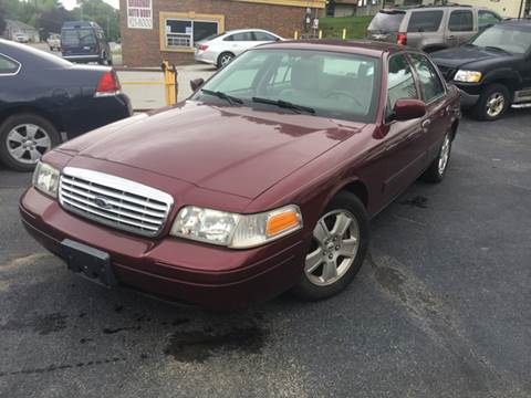 2011 Ford Crown Victoria for sale in Gary, IN